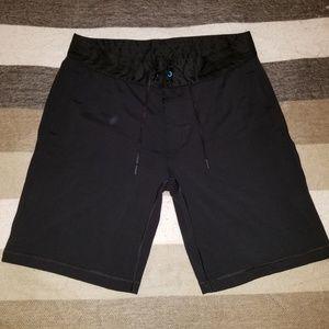 Lululemon High Wasteband Mens Athletic Shorts